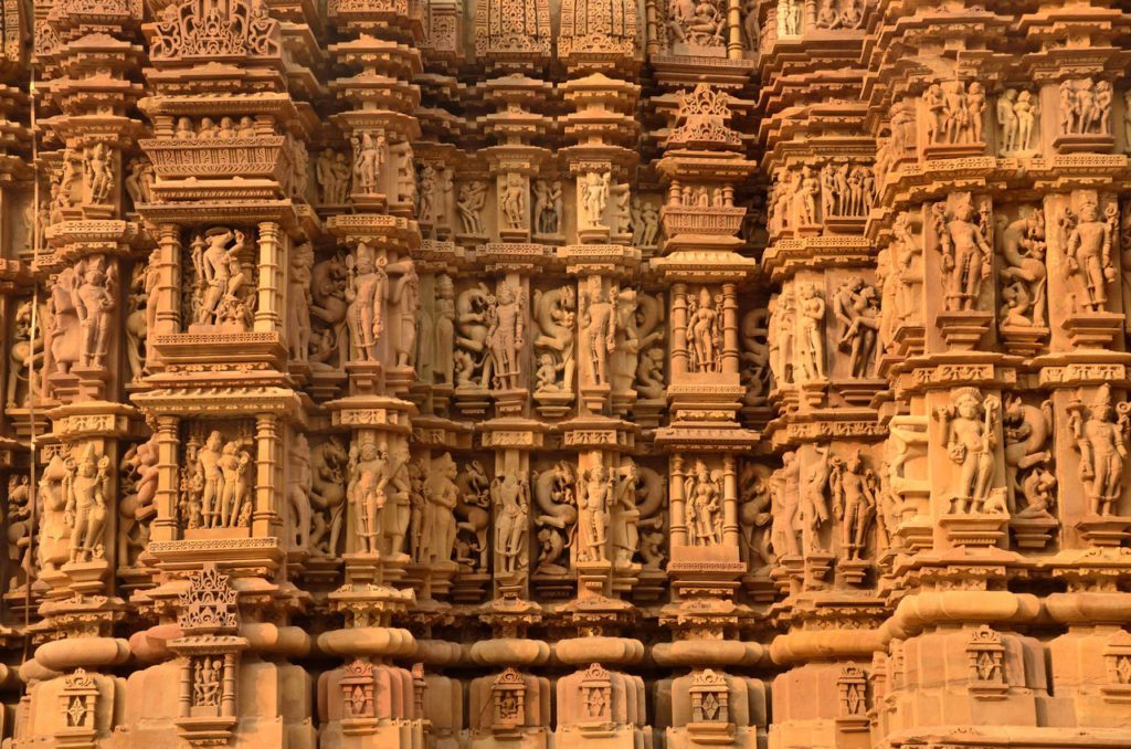 Khajuraho Temples The Mystic And The Provocative - Gonzo -9820