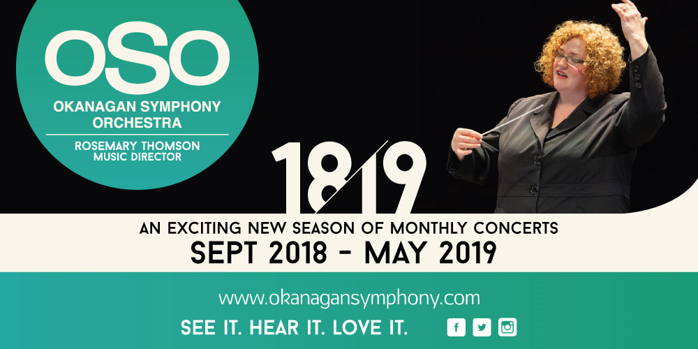 Okanagan Symphony Orchestra presents Amadeus