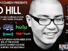 Comedy live with Ed Hill at Dakoda's Sports Bar