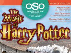 Okanagan Symphony Orchestra presents The Music of Harry Potter