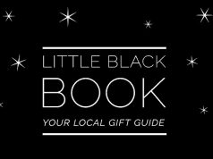 Downtown Kelowna Little Black Book to launch on Black Friday. Downtown Kelowna Association.