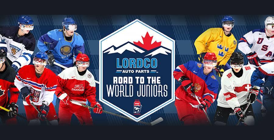 Sweden Vs Russia Iihf World Junior Pre Tournament Game Gonzo