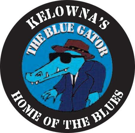 The Blue Gator, Kelowna BC