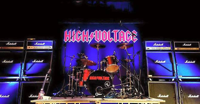 AC/DC Tribute High Voltage Live Ok Corral