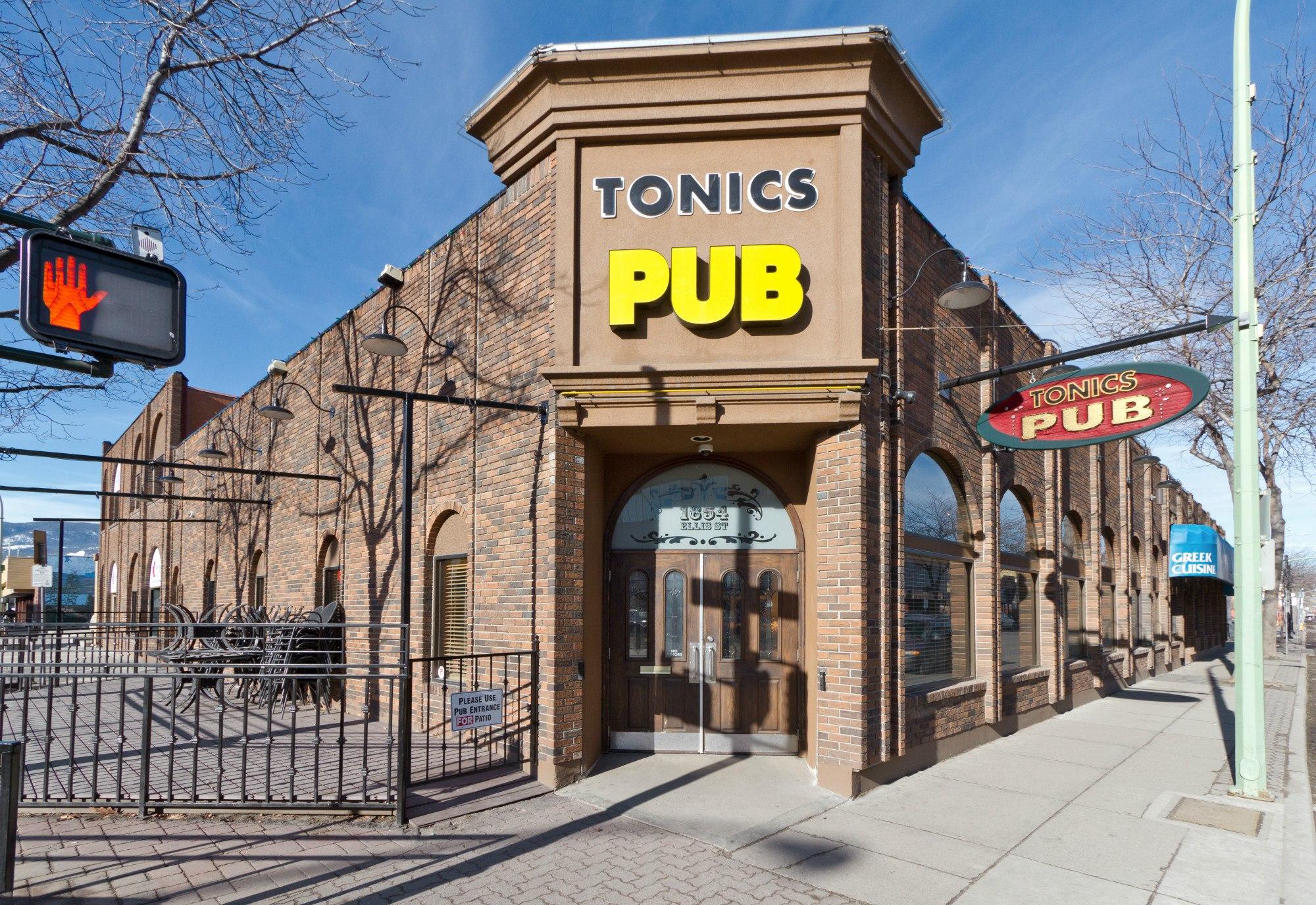 Tonics Pub
