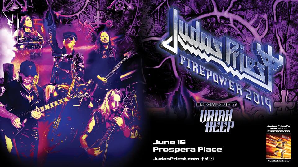 Judas Priest kelowna