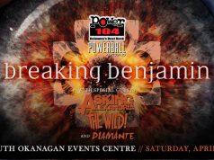 Breaking Benjamin & Asking Alexandria with Guests