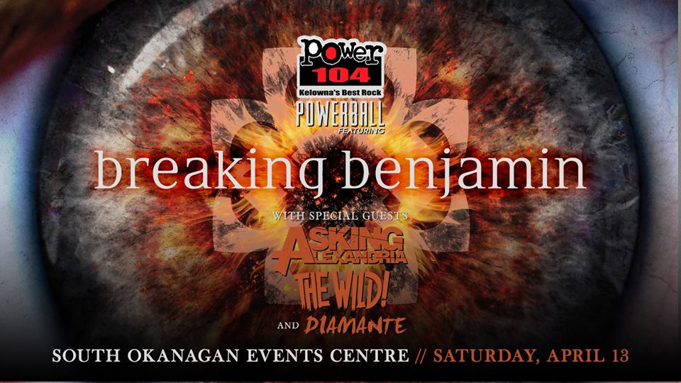 Breaking Benjamin & Asking Alexandria with Guests