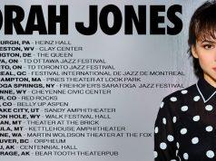Norah Jones Tour 2019
