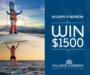 Village Green Centre Contest January 2019