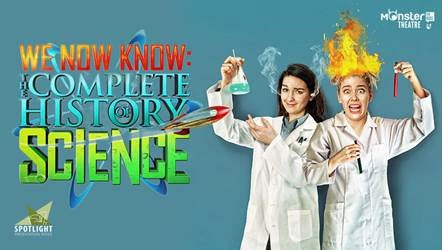 We Now Know: The Complete History of Science | Spotlight Kids Series