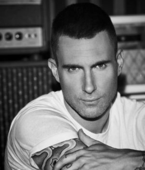 Adam Levine becomes newest face of L'Oréal Men Expert