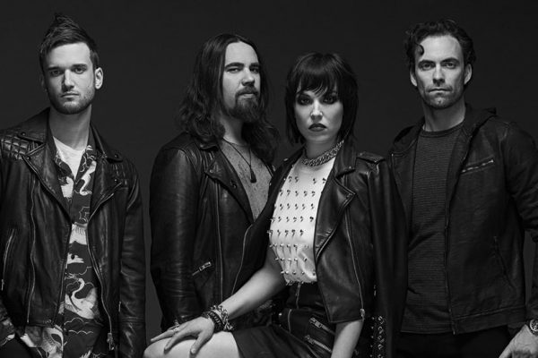 Halestorm live Vancouver - HALESTORMWITH GUESTS PALAYE ROYALE BEASTO BLANCO FRIDAY, APRIL 26, 2019 CHAN CENTRE FOR THE PERFORMING ARTS – VANCOUVER