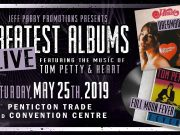 GREATEST ALBUMS LIVE featuring the music from Tom Petty's Full Moon Fever and Heart's Dreamboat Annie