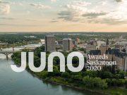 The JUNO Awards return to Saskatoon in 2020