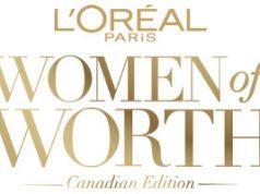 L'ORÉALPARISANNOUNCES 2019 CANADIAN WOMEN OF WORTH HONOUREES