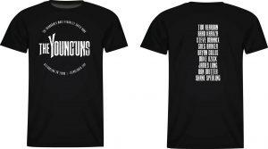 The Younguns band Kelowna. 30 years T-Shirts