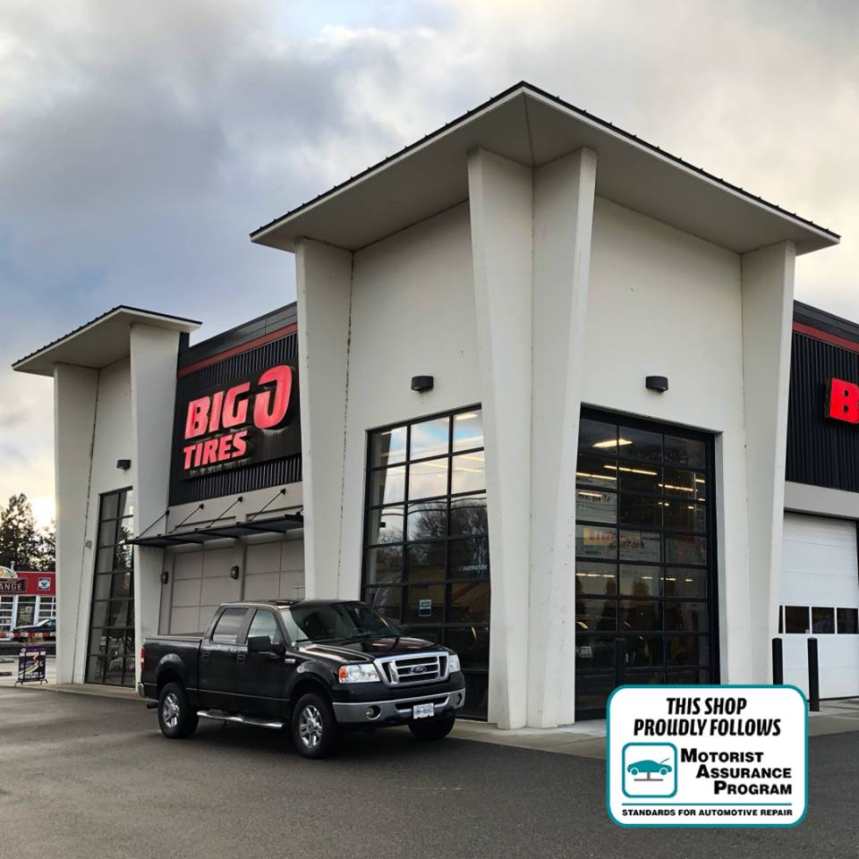 Big O Tires Westbank Kelowna