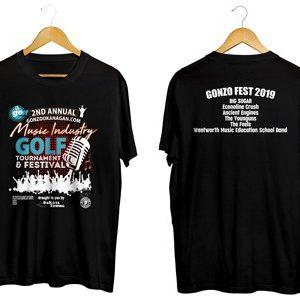 Gonzo Fest 2019 T-Shirts