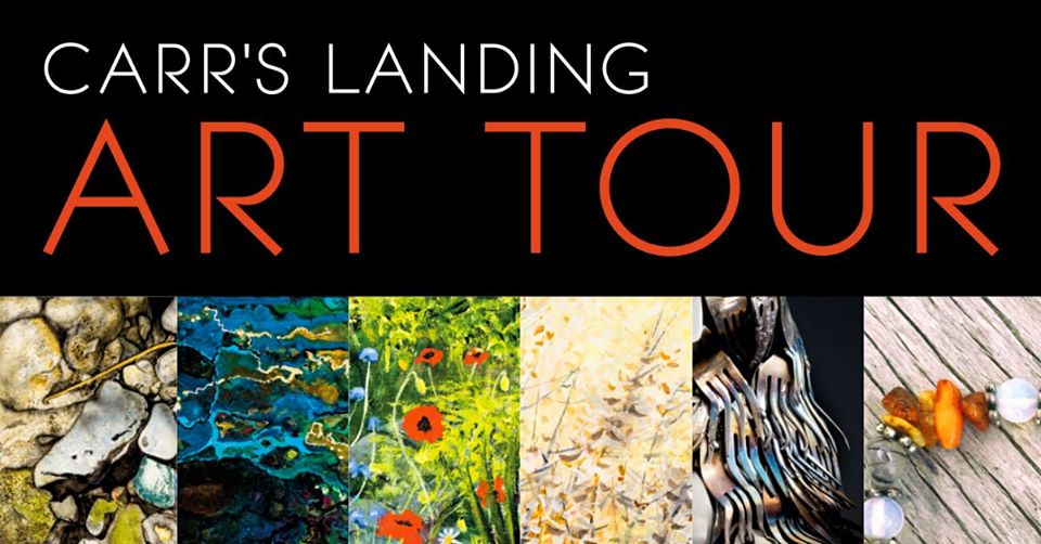 Celebrating it's 15th year, the Carr's Landing Art Tour