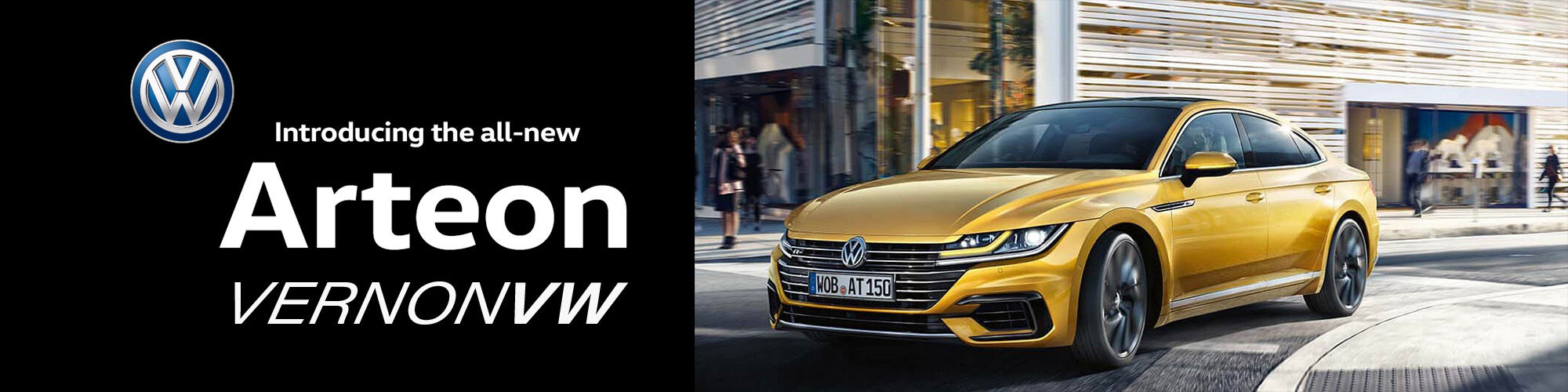 Vernon Volkswagen - New and used car loans Vernon BC - arteon