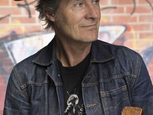 Jim Cuddy Trio Tour