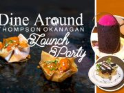 Wine and Dine Arounf the Okanagan Launch Party 2019