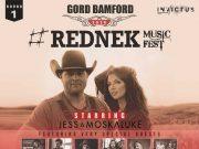 Gord Bamford to bring #Redneck Music Fest Tour