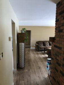Interior Painting - Living Room After