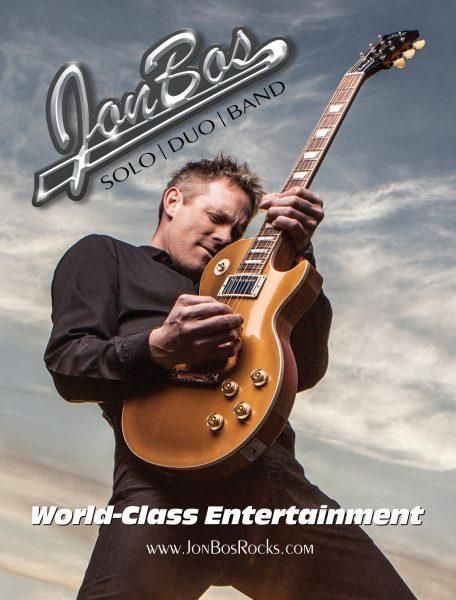 Jon Bos World-Class Entertainment