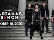 VIRTUAL PERFORMANCES WITH MARIANAS TRENCH