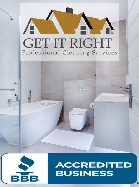 Bonded, Cleaning Services BBB Accredited