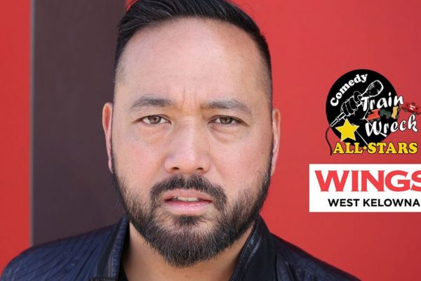 Comedian Ron Josol in West Kelowna