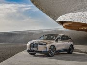 "BMW Unveils New Electric SUV Named ""The iX"""
