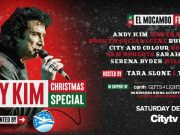 Andy Kim Christmas Special Makes National Television Debut