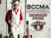 Ben Klick wins 2020 BCCMA Interactive Artist of the Year