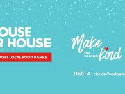 CBC British Columbia's Digital Open House and Food Bank Day