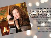 Virtual Show: Craig Thomson & Lindsay May's Jazztastic Christmas Foodbank Fundraiser